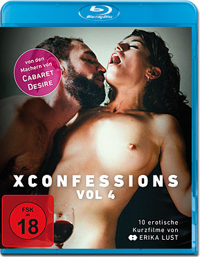 XConfessions Vol 4 Blu-ray