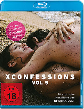 XConfessions Vol 5 Blu-ray
