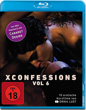 XConfessions Vol 6 Blu-ray