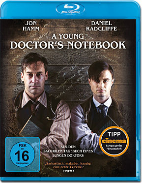A Young Doctor's Notebook: Staffel 1 Box Blu-ray