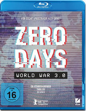 Zero Days: World War 3.0 Blu-ray