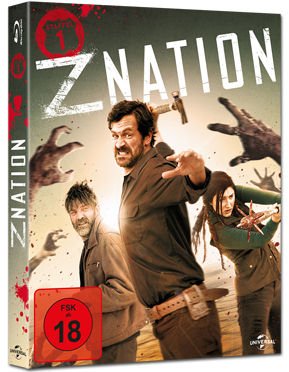 Z Nation: Staffel 1 Box Blu-ray (2 Discs)