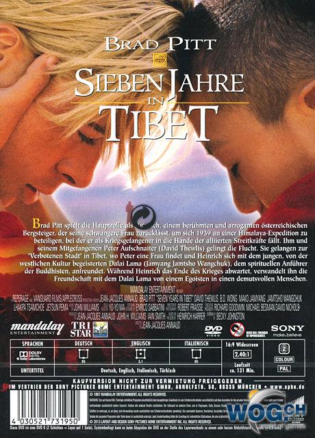 Sieben jahre tibet film