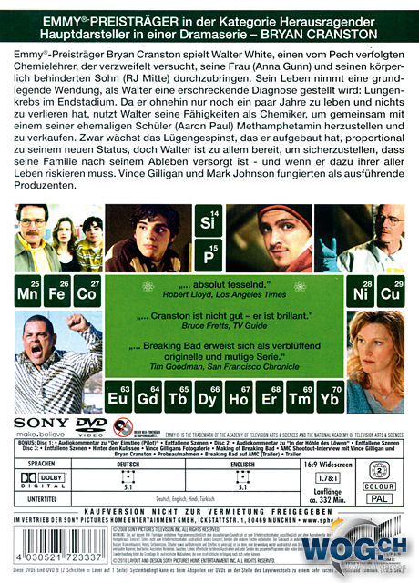 breaking bad staffel 1 download deutsch