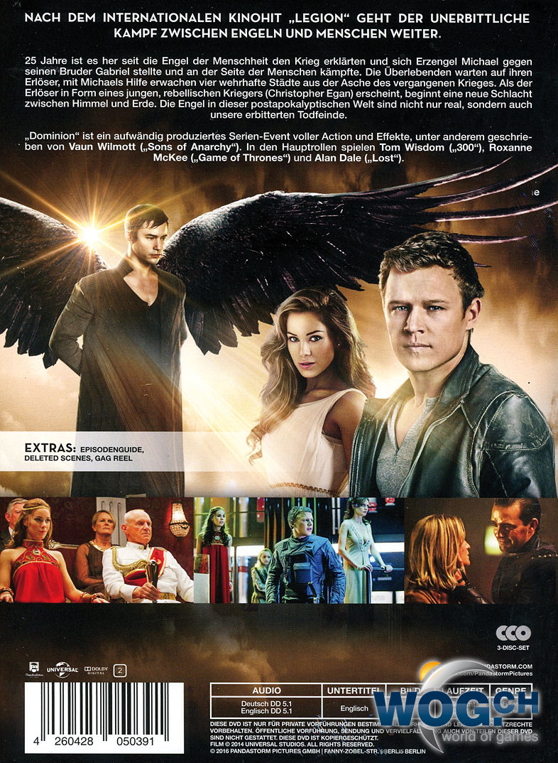 dominion staffel 3