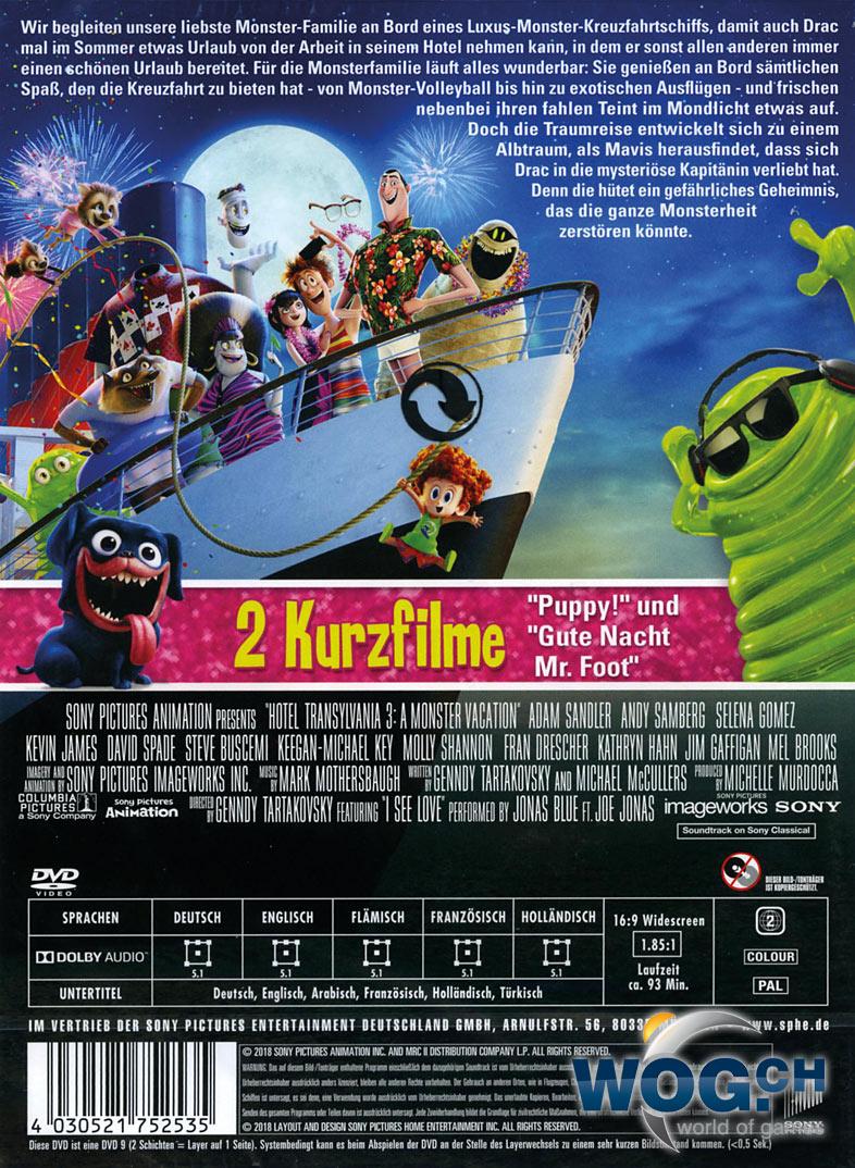 Monster der Hahn-Filme