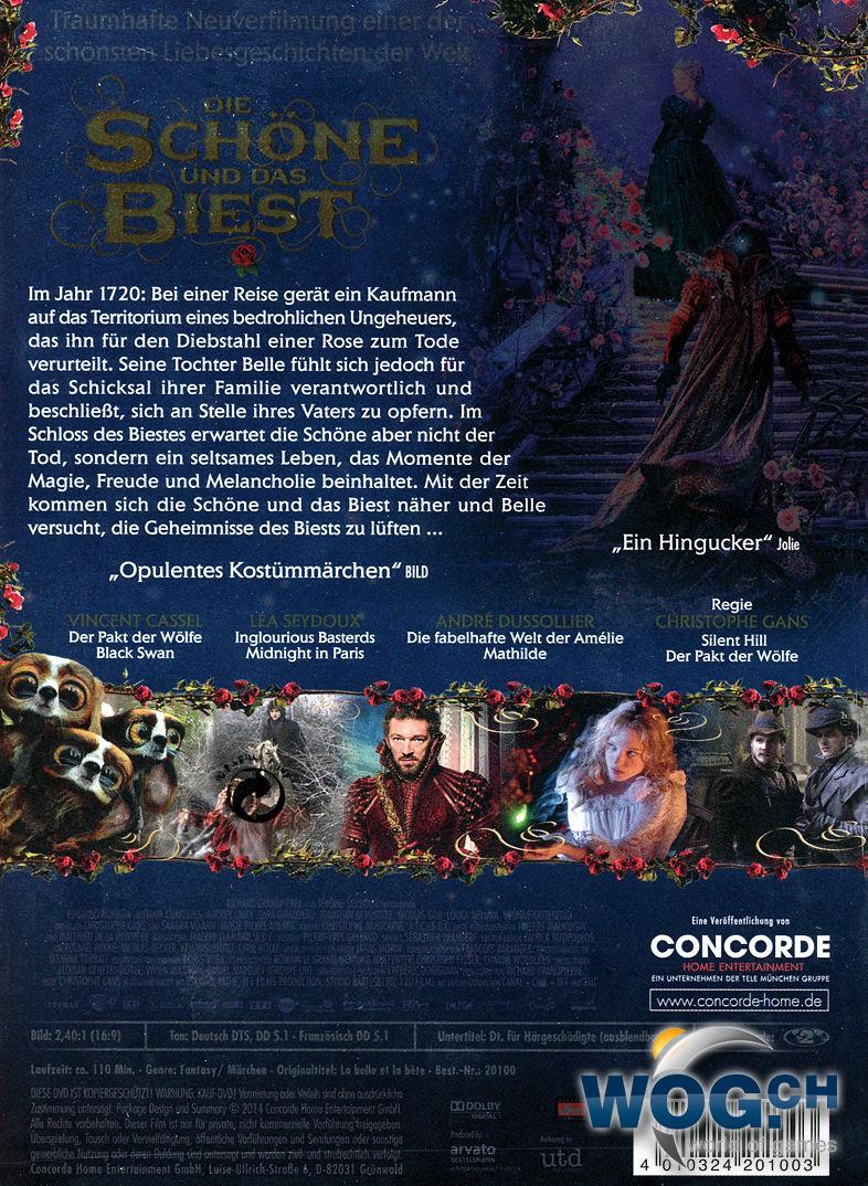 Die Schöne Und Das Biest 2014 Besetzung