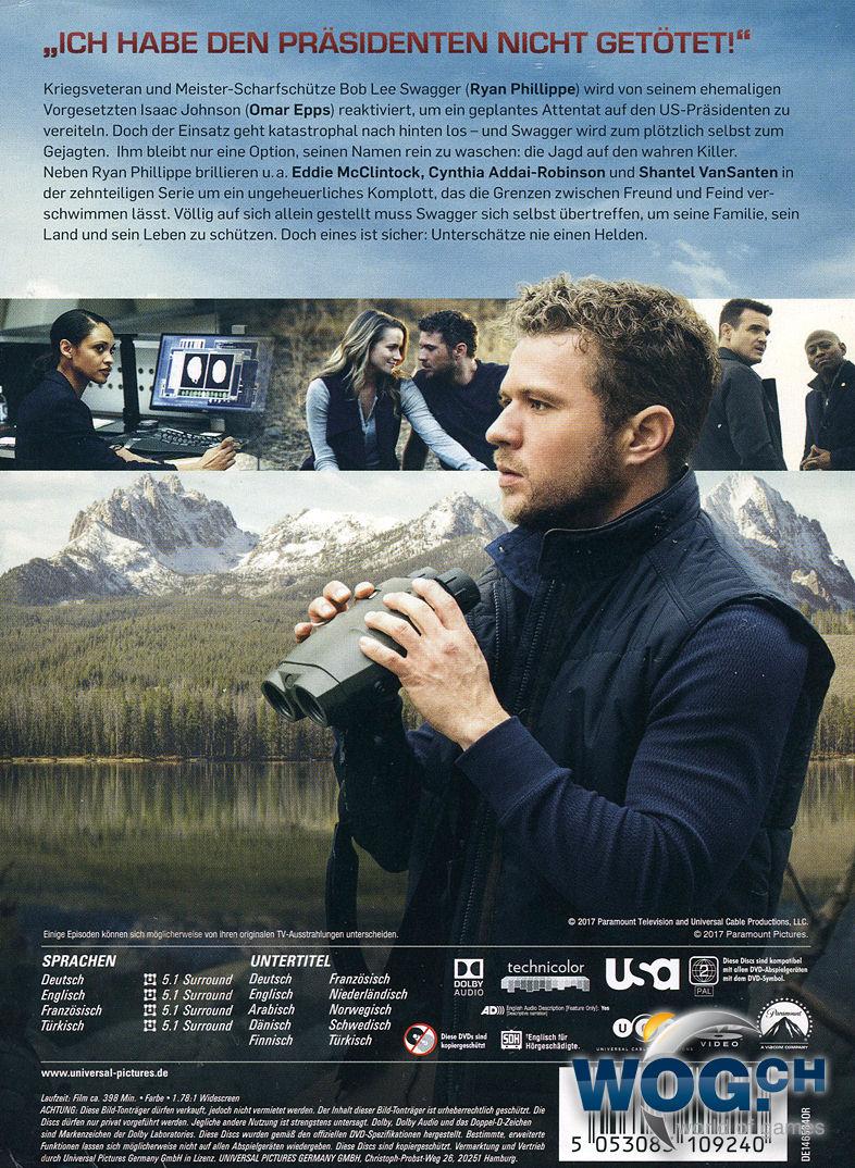 Shooter Serie Staffel 4