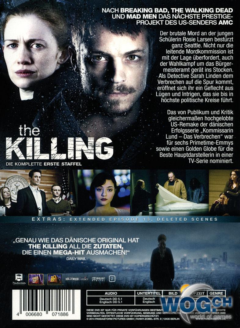 The Killing Staffel 1