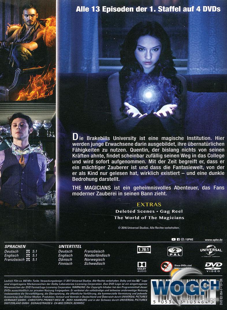 The Magicians Staffel 4