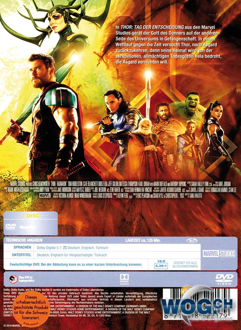 Thor Tag Der Entscheidung Stream Hdfilme