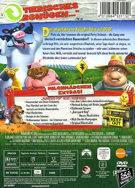 Der tierisch verrückte Bauernhof [DVD Filme] • World of Games