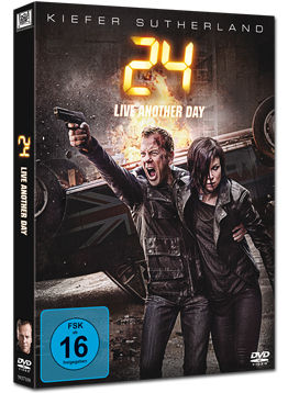 24: Live Another Day (4 DVDs)