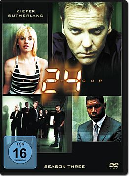 24: Season 3 Box (7 DVDs)