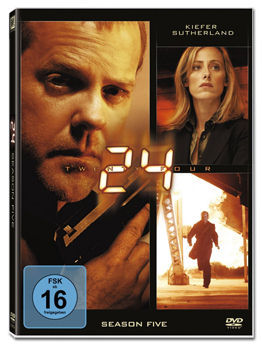 24: Season 5 Box (7 DVDs)