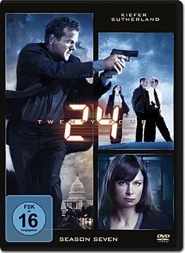 24: Season 7 Box (6 DVDs)