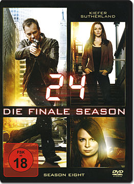 24: Staffel 8 (6 DVDs)