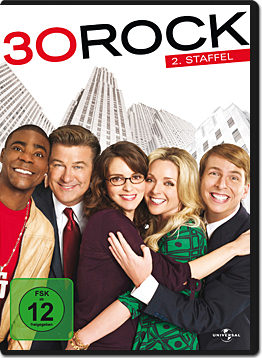 30 Rock: Season 2 Box (2 DVDs)