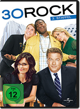 30 Rock: Season 3 Box (3 DVDs)