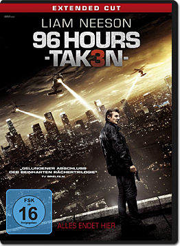 96 Hours - Taken 3 - Extended Cut
