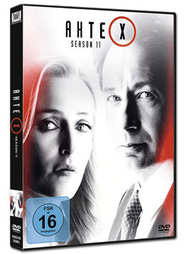 Akte X: Staffel 11 (3 DVDs)