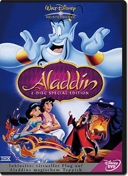 Aladdin - Special Edition (2 DVDs)