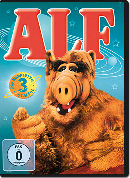 Alf: Staffel 3 Box (4 DVDs)