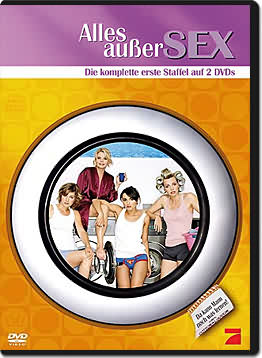 Alles ausser Sex: Season 1 Box (2 DVDs)