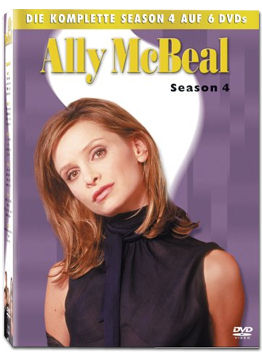 Ally McBeal: Staffel 4 Box (6 DVDs)