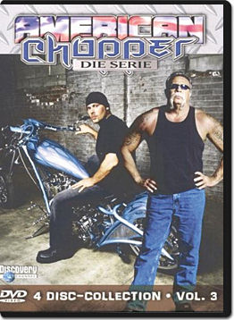 American Chopper: Season 3 Box (4 DVDs)