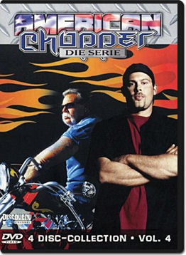 American Chopper: Season 4 Box (4 DVDs)