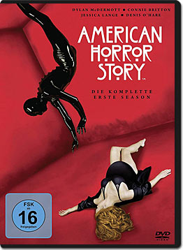 American Horror Story: Staffel 1 Box (4 DVDs)