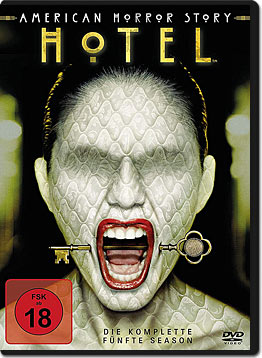 American Horror Story: Staffel 5 Box (4 DVDs)