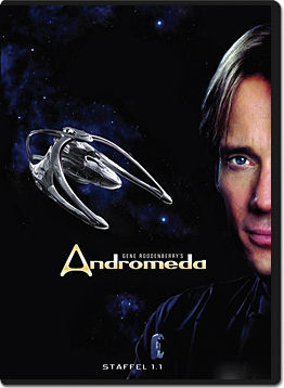 Andromeda: Staffel 1.1 (3 DVDs)