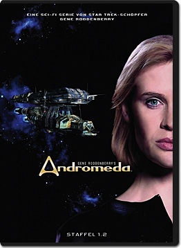 Andromeda: Staffel 1.2 (3 DVDs)