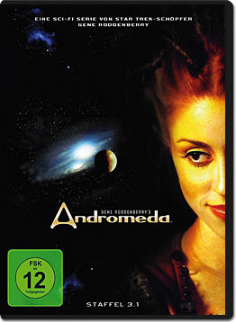 Andromeda: Staffel 3.1 (3 DVDs)