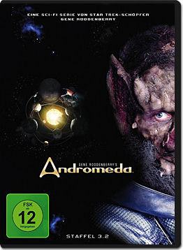 Andromeda: Staffel 3.2 (3 DVDs)