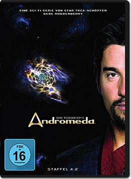 Andromeda: Staffel 4.2 (3 DVDs)