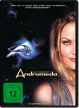Andromeda: Staffel 5.1 (3 DVDs)