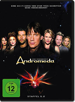 Andromeda: Staffel 5.2 (3 DVDs)