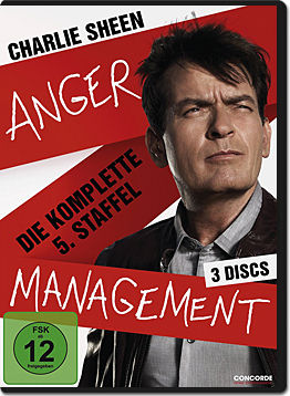 Anger Management: Staffel 5 Box (3 DVDs)