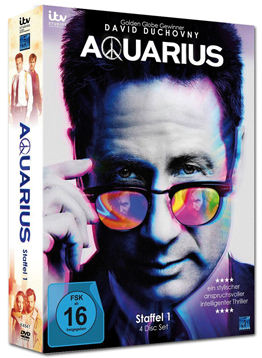 Aquarius: Staffel 1 (4 DVDs)