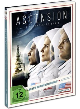 Ascension - Die komplette Serie (3 DVDs)