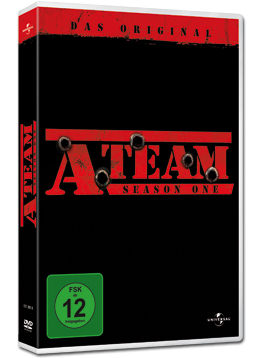 A-Team: Season 1 Box (5 DVDs)