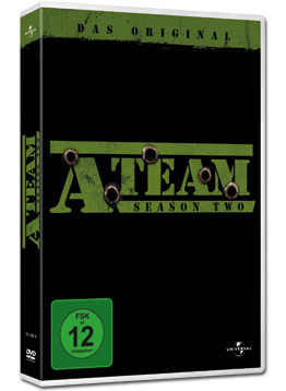 A-Team: Season 2 Box (6 DVDs)