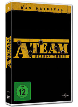 A-Team: Season 3 Box (7 DVDs)