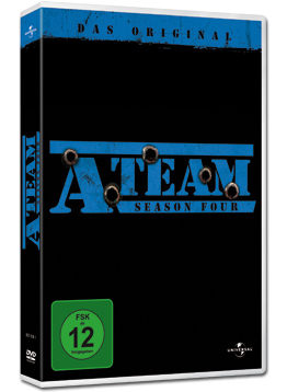 A-Team: Season 4 Box (6 DVDs)
