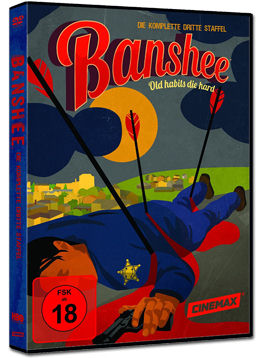 Banshee: Staffel 3 Box (4 DVDs)