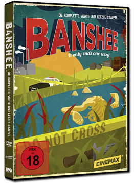 Banshee: Staffel 4 (3 DVDs)