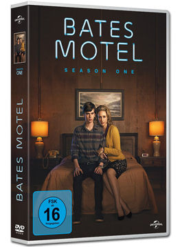 Bates Motel: Staffel 1 Box (3 DVDs)